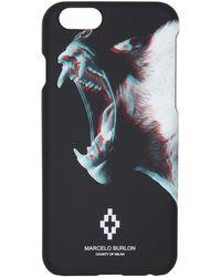 Marcelo Burlon - Black Serafin Iphone 6 Case - Lyst