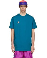 Nike - Green Neo Turquoise Volt T-shirt - Lyst
