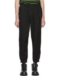 McQ - Black Casual Track Trousers - Lyst