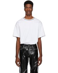 Burberry - White Roedon T-shirt - Lyst