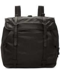 Ann Demeulemeester - Black Wodan Backpack - Lyst