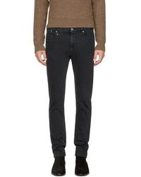 Marc Jacobs - Black Skinny Jeans - Lyst