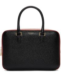 Thom Browne - Black Junior Tricolor Business Duffle Bag - Lyst