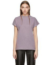 Won Hundred - Purple Proof T-shirt - Lyst