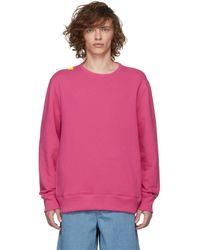 Rochambeau - Pink Core Sweatshirt - Lyst