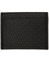 Stella McCartney - Black Monogram Card Holder - Lyst