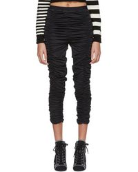 Molly Goddard - Black Derek Leggings - Lyst