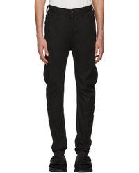 Julius | Black Skinny Jeans | Lyst