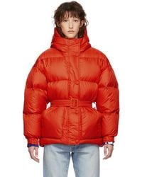 Ienki Ienki - Red Down Michlin Jacket - Lyst