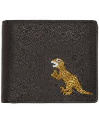 PS by Paul Smith - Black Dino Wallet - Lyst