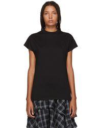 Won Hundred - Black Proof T-shirt - Lyst