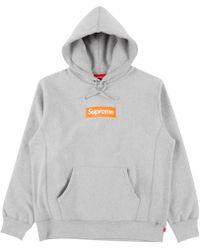 Supreme - Box Logo Hooded Sweatshirt - Lyst