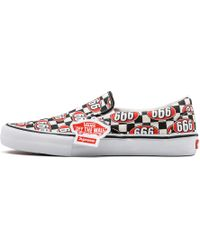 0ac5b15c569f9a Vans Sk8-mid Pro (supreme) for Men - Lyst
