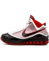03ee3f490d2 Lyst - Nike Air Max Lebron 7 in White for Men