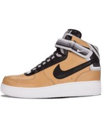 check out 5954a bbde9 Nike - Air Force 1 Mid Sp   Tisci - Lyst
