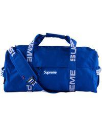 Supreme - Large Duffle Bag - Lyst