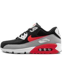 51c09ec7bf Lyst - Nike Air Max 1 Essential Shoes, White/wolf Grey/dark Obsidian ...