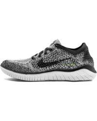 Nike - Wmns Free Rn Flyknit 2018 - Lyst
