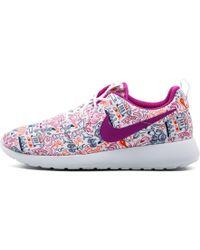 Nike - Wmns Roshe One Print Prem - Lyst