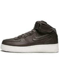 Nike - Lab Air Force 1 Mid - Size 13 - Lyst
