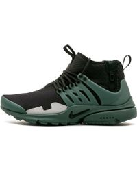 fa6568a1e511 Lyst - Nike Air Presto Mid Sp in Black for Men