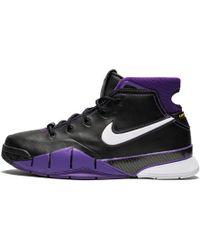 832ffd95131cd6 Lyst - Nike Nike Jordan 1 Mid Basketball Shoe in White for Men