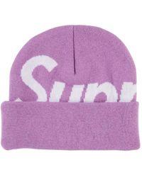 b00a0c86 Women's Supreme Hats - Lyst