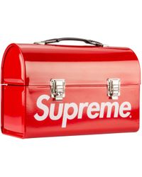 Supreme - Metal Lunch Box - Lyst