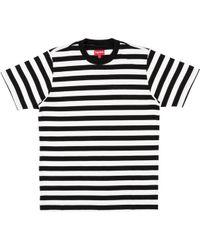 dd0485308771 Rainbow Stripe Tee Black. $120. StockX. Supreme - Bar Stripe T-shirt 'ss  17' - Lyst