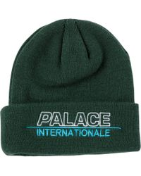c9a50cadd03 Palace - Internationale Beanie - Lyst