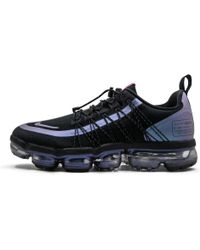 7848b371d3437 Lyst - Nike Air Vapormax Flyknit Utility Trainers in Black for Men