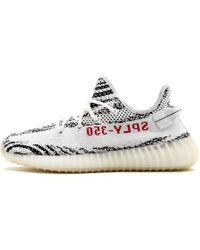 79f224fac56c6 Lyst - adidas Yeezy Boost 350 V2  zebra  - Cp9654 - 2017 in White ...