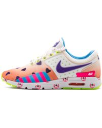 Lyst Nike Air Max Ld Zero Textile Trainers in Pink