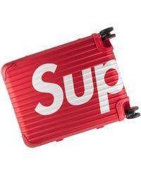 Supreme - Rimowa Topas Multiwheel 45l - Lyst