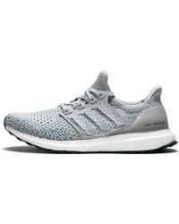 54a7316a8 adidas Pureboost Clima Competition Running Shoes in Natural for Men ...