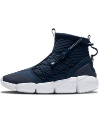 Nike - Air Footscape Mid Utility - Lyst