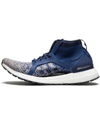 d424d39da Lyst - adidas Originals Pureboost X All Terrain Shoes in Blue for Men