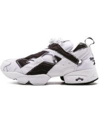 cfcf5cca045 Lyst - Men s Reebok Instapump - Men s Reebok Instapump Sneakers