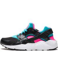 a9772ddacb51 Lyst - Nike Huarache Run Se (ps) in Black for Men
