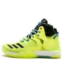 Adidas Originals Sns X Adidas D Rose 7 Primeknit Sneakers in Gray ... fd72af8eb
