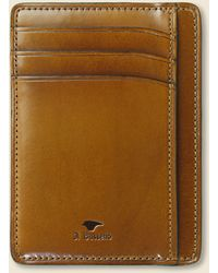 Il Bussetto - Card And Document Case - Light Brown - Lyst