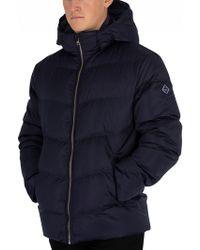 GANT - Marine The Alta Down Jacket - Lyst