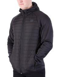 Jack & Jones - Black Multi Quilted Jacket - Lyst