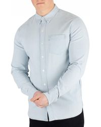 Levi's - Super White Light Sunset Pocket Shirt - Lyst