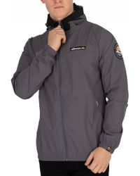 Ellesse - Grey Migliore Jacket - Lyst