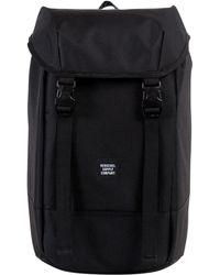 Herschel Supply Co. - Black Iona Logo Backpack - Lyst
