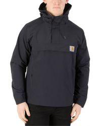 Carhartt WIP - Dark Navy Nimbus Pullover Jacket - Lyst