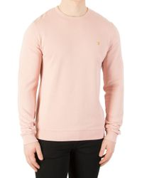 Farah - Rose Pickwell Sweatshirt - Lyst