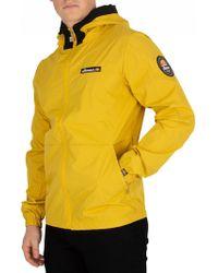 Ellesse - Yellow Migliore Jacket - Lyst