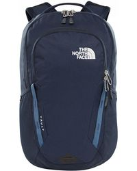 The North Face - Urban Navy Vault Backpack - Lyst